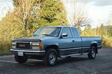 buy car manuals 1992 gmc 2500 club coupe interior lighting 1992 gmc sierra k2500 club cab 4x4 7 4l v8 sle automatic only 140 603 miles classic gmc sierra