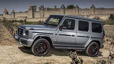 2019 mercedes amg g63 goes fast everywhere for 147 500