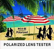 test polarized glasses www tapdance org