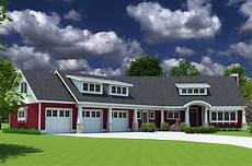 red cottage house plans red cottage with in law suite 18249be architectural