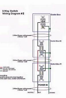 house wiring 3 way switch diagram 3 way switch wiring diagram 8 3 way switch wiring home renovation renovations
