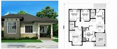 Bungalow 150 Qm - small house design 150 sq m with house plan bungalow