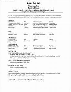 microsoft word 2010 resume template free sles