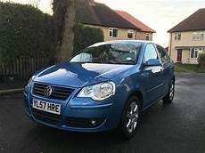 Volkswagen Polo 2008 Se Tdi 80 Blue Leather Xenon