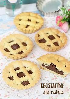 Benedetta Fatto In Casa Crostatine Di Crema Di Mele Ricetta Video | crostatine alla nutella fatte in casa fatto in casa da