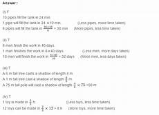 unitary method rs aggarwal class 7 maths solutions cce