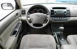 Toyota Camry 2002 2006 Problems Engine Fuel Economy
