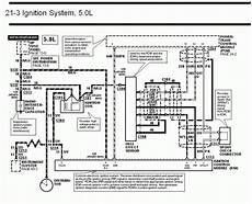 94 95 Mustang Ignition System Wiring Diagram