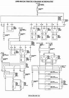 95 gmc parking light wiring diagram 1998 chevrolet truck k2500hd 3 4 ton p u 4wd 6 5l turbo dsl ohv 8cyl repair guides wiring