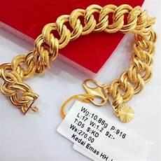 49 Gelang Emas Terkini Poh Kong Yang Banyak Di Cari
