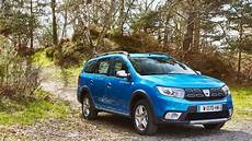 2019 Dacia Logan Mcv Stepway Redesign Efficient Family