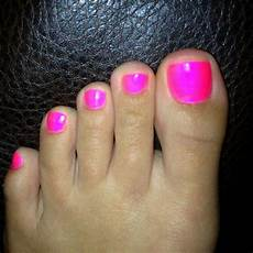 pink voltage neon china glaze toe nails toe nail designs