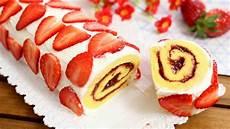 rotolo alle fragole di benedetta rossi rotolo soffice alle fragole fatto in casa da benedetta rossi ricetta idee alimentari