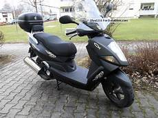 2013 Daelim Otello 125 Fi Midnight Edition