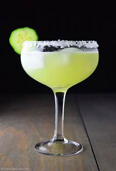 cucumber basil margarita recipe kitchen swagger