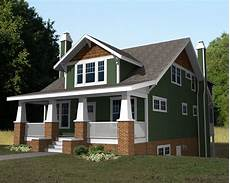 craftsman style house plan 4 beds 3 baths 2680 sq ft