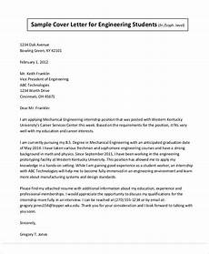 cover letter engineer sle for new graduate resume