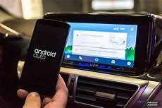 Android Auto Tous Les Constructeurs Ne Sont Pas Log 233 S 224