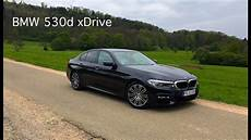 2017 Bmw 530d Xdrive M Sportpaket Car Spotlight
