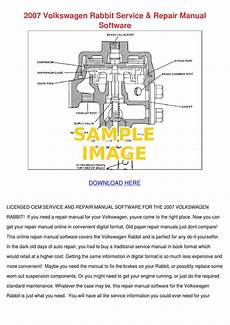 how to download repair manuals 2008 volkswagen rabbit engine control 2007 volkswagen rabbit service repair manual by marcomacklin issuu