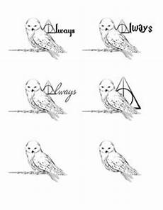 Ausmalbilder Eule Hedwig Hedwig Harry Potter S Owl Coloring Page Harry Potter