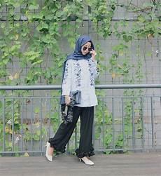 Clutch Bag Hijabers baju tunic untuk hijabers ala selebgram 2018 tunic