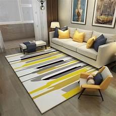 tapis salon graphique tapis de salon europ 233 en moderne pastel madrid style