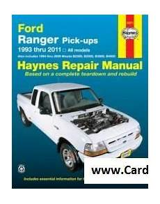 free service manuals online 2001 ford ranger electronic throttle control free download ford ranger and mazda pick ups haynes repair manual pdf scr1 ford ranger ford