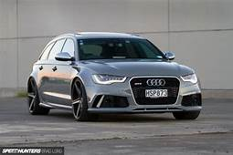 The Best Of Both Worlds  Audi Wagon Rs6 Cars