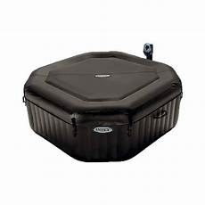 purespa jets bulles octogonal 4 places spa gonflable