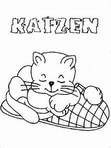 Malvorlagen Katzenbabys Kostenlos Ausmalbilder Katzen 21 Ausmalbilder Zum Ausdrucken