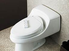 you can add a bidet to your toilet seat maybe