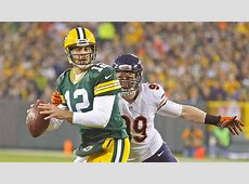 aaron rodgers chicago bears