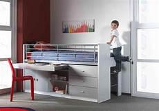 lit surélevé pour enfant cuisine lits et meubles bin 195 169 s pour chambre enfant cbc meubles exposition lit enfant rangement