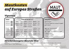umweltplakette frankreich adac maut in europa die wichtigsten tipps adac