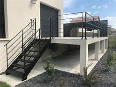 garde corps extérieur aluminium garde corps et cl 244 ture aluminium ext 233 rieur vend 233 e escaliers
