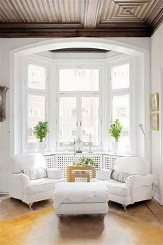 Decorating Ideas For Windows In Living Room by 50 Cool Bay Window Decorating Ideas Shelterness