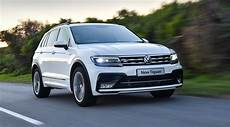 tiguan 2017 r line review 2017 volkswagen tiguan review