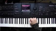 Yamaha Modif by Tutorial Yamaha Motif Xf E Xs Voices E Performs