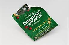merry christmas flyer template for photoshop 02 carlos viloria