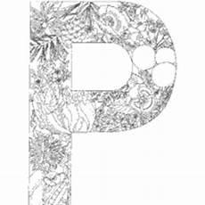 Ausmalbilder Buchstaben P Plant Alphabet Letter P 187 Coloring Pages 187 Surfnetkids