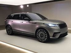 The Range Rover Velar Is Here And It S Going To Be A Big