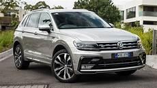 2019 Volkswagen Tiguan 162tsi R Line Exterior And
