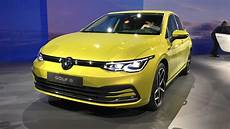 Global Reveal The New Golf 8 Vw Goes All In On The