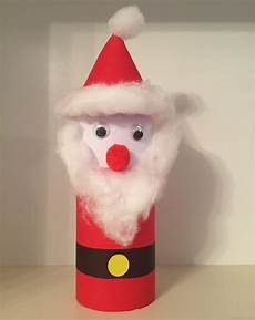 santa toilet paper roll craft curious and geeks
