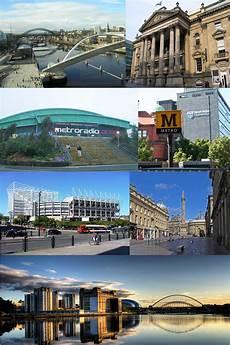 Newcastle Upon Tyne Vikipedi
