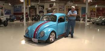Jay Leno Drives A Rotary Powered Volkswagen Beetle