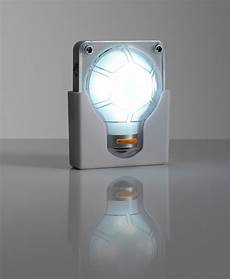 wall mounted battery powered light wall mounted 4 led battery operated anywhere handy bulb wireless light ebay
