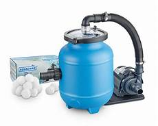 pool filteranlage loonsana inkl aqualoon poolfilter pumpe
