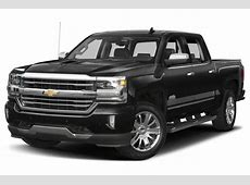 2018 Chevrolet Silverado 1500 High Country 4x4 Crew Cab 5